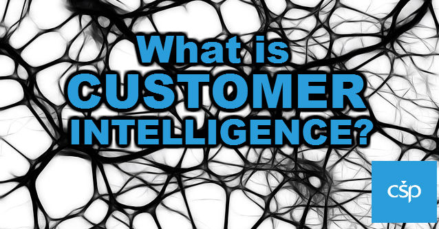 what is customer intelligence