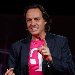 John Legere CEO of T-Mobile
